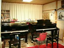 上山教室第1レッスン室